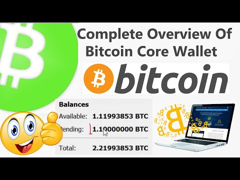 Complete Overview Of Bitcoin Core Wallet   How Does Bitcoin Core Work?