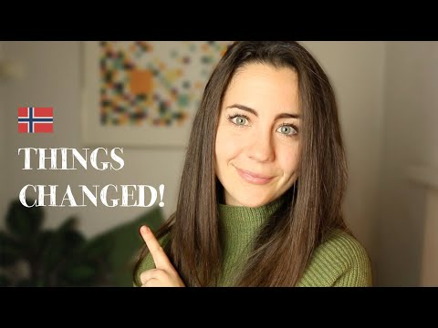 THINGS I DO DIFFERENTLY since I moved to Norway | Mon Amie