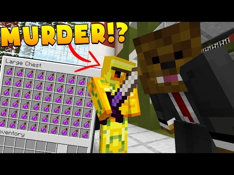 MIKE MEYERS IS TRYING TO KILL US | Minecraft - Mod Battle (MIKE MYERS)
