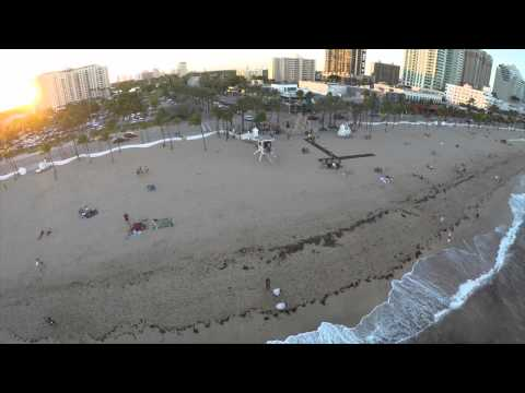 how to add footage on a phantom 4 drone