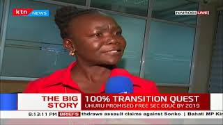 The Big Story | 100% Transition  Quest: We are leaving nobody behind-  Prof. Magoha