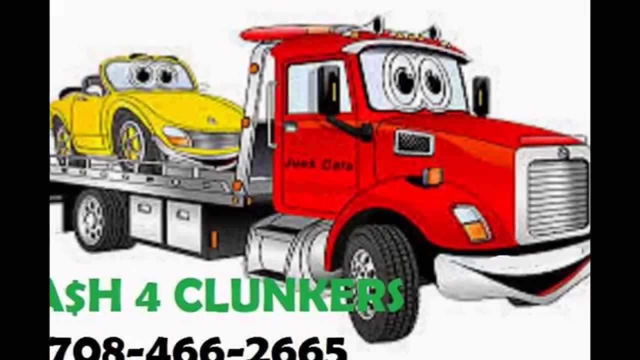 car recycling chicago we buy junk cars trucks chicago - YouTube