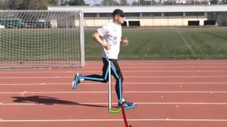 Бег до тренировки на технику бега