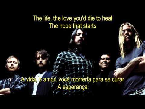 Foo Fighters - Best Of You (Lyrics/Legendado)