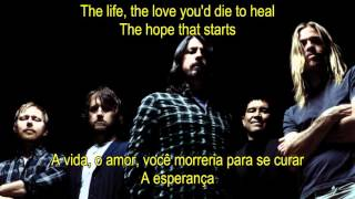 Foo Fighters - Best Of You (Lyrics/Legendado)