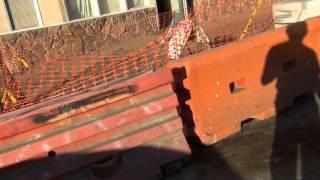 США 1004: Как на современной стройке вода применяется вместо бетона