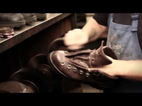 UNNOROYAL: Recrafting Danner Boots - YouTube