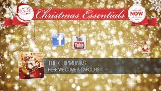 Watch Chipmunks Here We Come Acaroling video