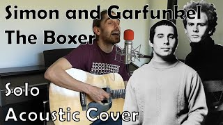 The Boxer (cover) - Sam Austin