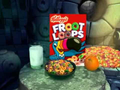Kellogg's Froot Loops 'Collossal Island' Commercial