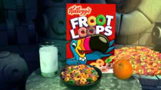 kellogg s froot loops collossal commercial