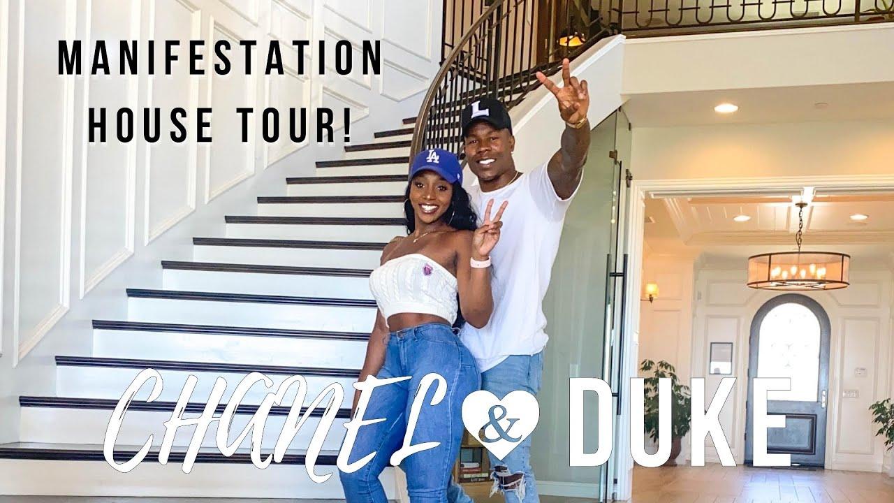 MANIFESTATION HOUSE TOUR | Chanel & Duke