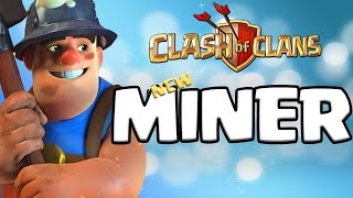 "NEW "" MINER"" First Look GAMEPLAY 