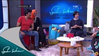 Tantangan Kursi Kece Ikang Fawzi, Marissa Haque, Bella Fawzi, dan Kiki Fawzi