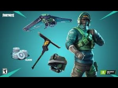 UNLOCKING THE EXCLUSIVE FORTNITE GEFORCE BUNDLE IN *2019* ON XBOX