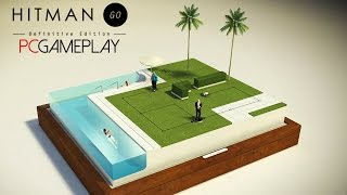 Hitman GO: Definitive Edition Gameplay (PC HD)