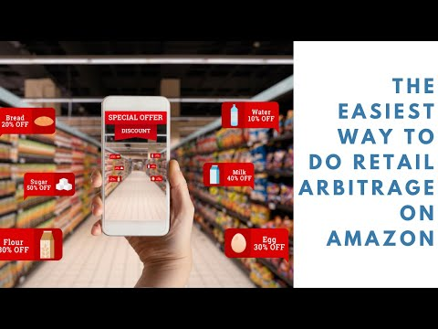 The Easiest Way to do Retail Arbitrage on Amazon