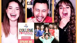The Timeliners   COLLEGE ROMANCE   Episode 4    Reaction!