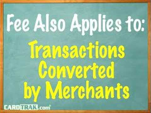 Lesson What Credit Card Does Not Have Foreign Transaction Fees