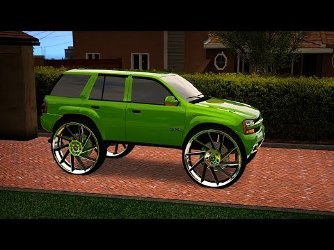 Download Crips Chevy Trailblazer On 28s Video Arytblv