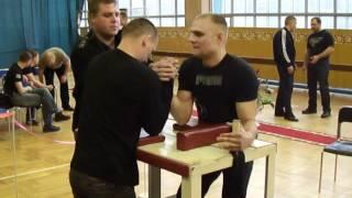 Армрестлинг. Группа 1. Вес до 80 кг до 35 лет sports.dp.ua