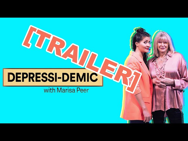 The Depressi-demic (ft. Marisa Peer) - Trailer