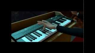 Monsters vs Aliens   President Playing Keyboard