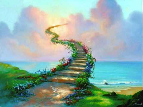 Ma asteapta sus in cer - Valerii Sidor