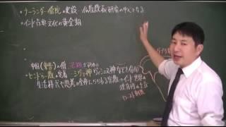 025 グプタ朝・ヴァルダナ朝(教科書59)世界史20話プロジェクト第04話