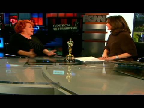 CNN: Roger Ross Williams Oscar speech dispute fallout