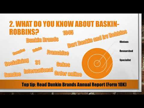 Baskin Robbins Ice Cream Interview Questions And Answers