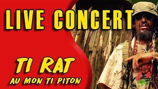 TI RAT & ROUGE REGGAE / LIVE MON TI PITON