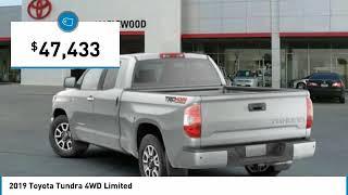 2019 Toyota Tundra 4WD Limited Maplewood, St Paul, Minneapolis, Brooklyn Park, MN K12728