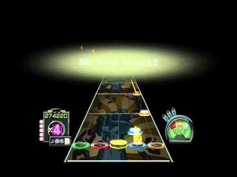 Universal Mind Guitar Hero Custom Song