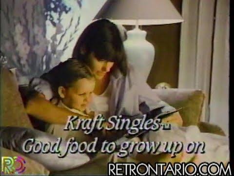 Kraft Singles You're Growing up (1986)