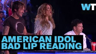 'American Idol' Gets the Bad Lip Reading Treatment | What's Trending Now