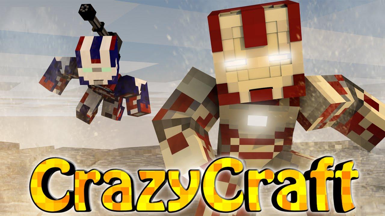 Minecraft crazycraft 2 0 orespawn modded survival ep for The atlantic craft minecraft