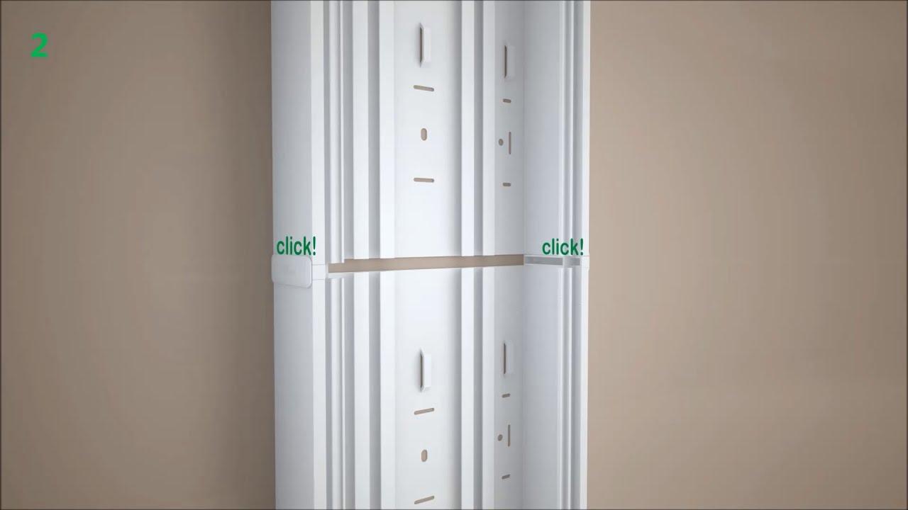 Goulotte Pour Plafond gaine technique de logement gtl et goulotte - matériel