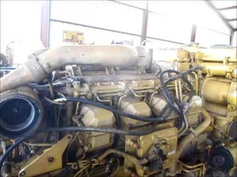 Caterpillar 3508 Marine Engine