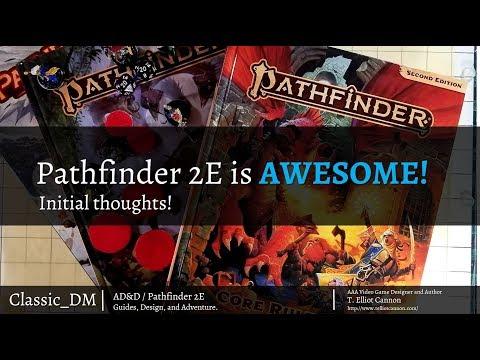 Pathfinder 2nd Edition — T  Elliot Cannon