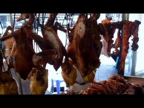 Asian Street Food - Phnom Penh Street Food - Cambodian Street Meat - Youtube from YouTube · Duration:  3 minutes 51 seconds
