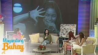 Magandang Buhay: Yeng on joining Pinoy Dream Academy