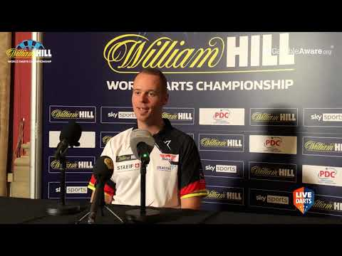 """Max Hopp: """"German darts is still far off from other countries but we want to take the next step"""""""