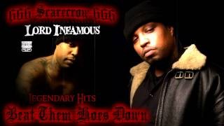 Lord Infamous - Beat Them Hoes Down