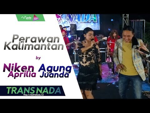 Perawan Kalimantan Niken Aprilia Feat Agung Juanda OM. TRANSNADA Taman Sidoarjo