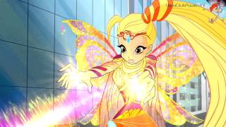 Winx Club Season 6 Episode 8  Attack of the Sphinx: Winx vs Sphinx