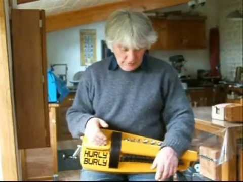 electronic hurdy gurdy by bryan tolley part 2 youtube. Black Bedroom Furniture Sets. Home Design Ideas
