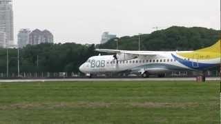 BQB Lineas Aereas - Despegue de Aeroparque - [HD]