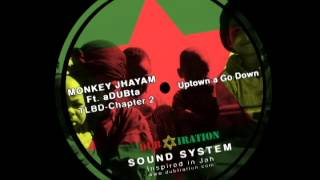 Uptown a Go Down / MONKEY JHAYAM Ft. aDUBta Meets DUB ✡ IRATION Soundsystem