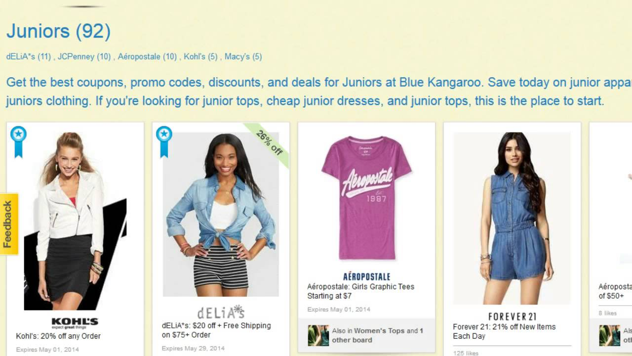 Cheap Juniors Clothing Websites